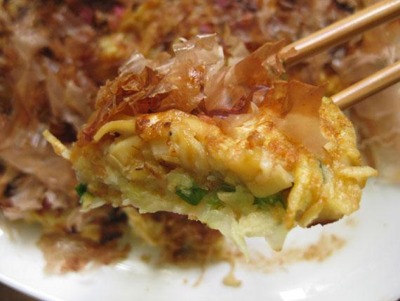 タケノコのお好み焼き07
