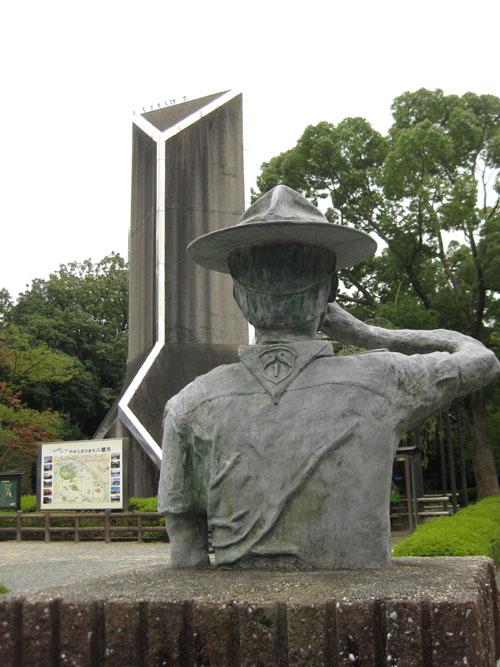 石清水八幡宮の猫と走井餅04