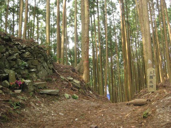 熊野古道・三瀬坂峠②-17