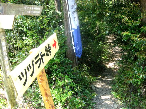 熊野古道・ツヅラト峠2-20