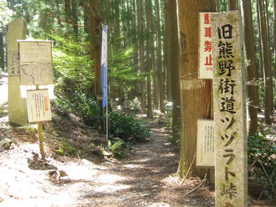 熊野古道・ツヅラト峠3-05