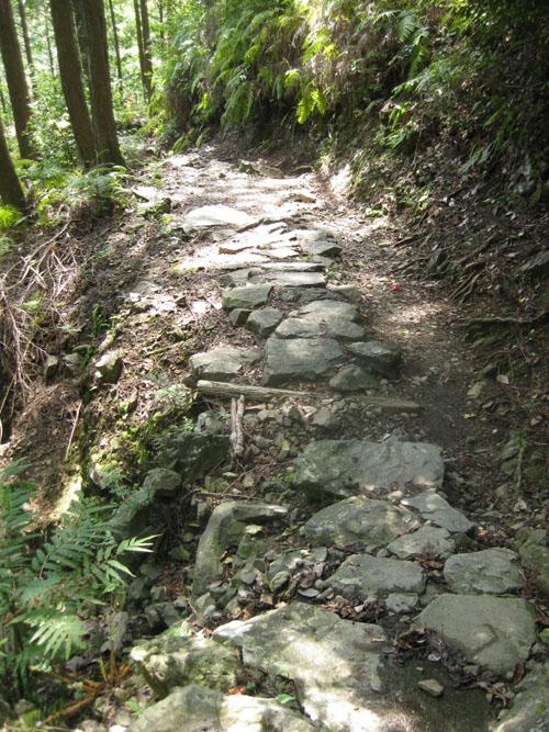 熊野古道・ツヅラト峠6-15