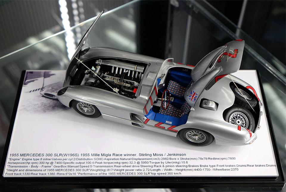 3587 メルセデス 300 SLR 960×645