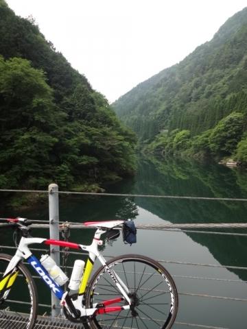 下原ダム湖2