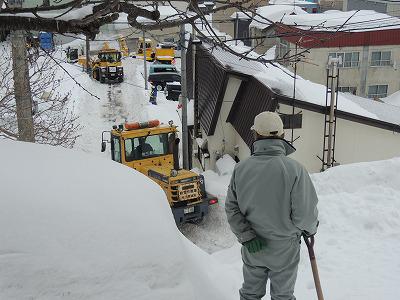 ⑥除雪DSCN4860