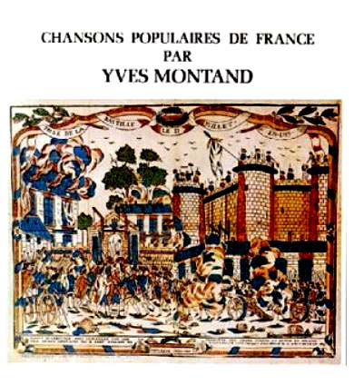 ives montand プチャ