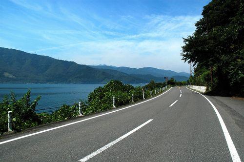 奥琵琶湖パークウエイ1