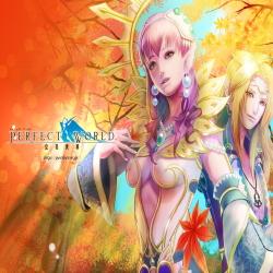 基本プレイ無料の大作ファンタジーオンラインゲーム『パーフェクトワールド』