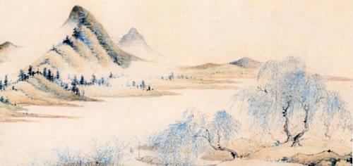 惲格(1633~90)