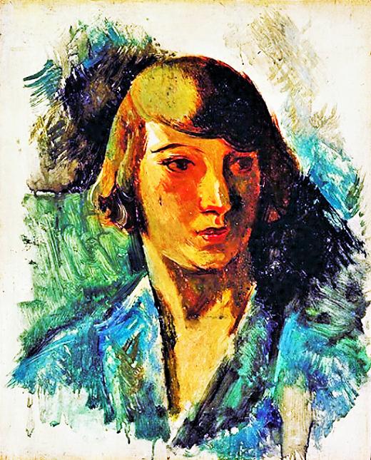 佐分真 (1898-1936年)アリス (2)