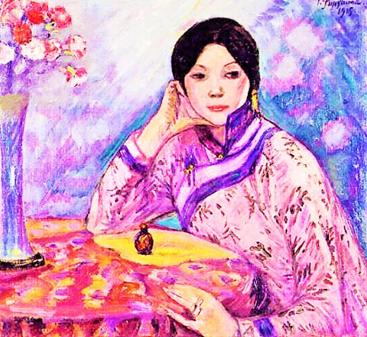 藤島武二 (1867-1943) 匂い