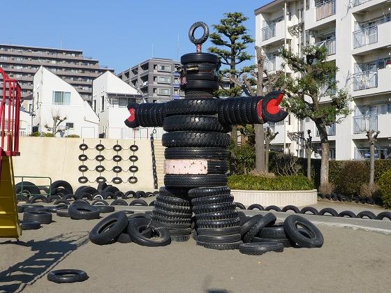 蒲田タイヤ公園_0010
