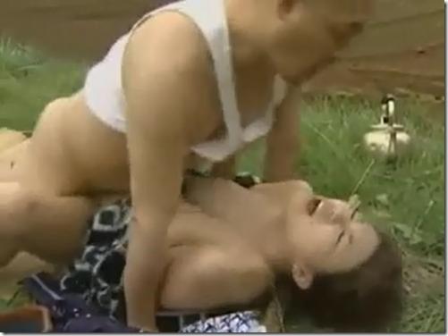 【無料動画】あぁ、チン性の楽園;変態夫婦は農作業以外はエッチ三昧01