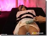 【ソフトSMエロ動画】拘束され電マで焦らされる人妻『早くクリにあてて!』01
