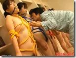 【SMハーレムエロ動画】今日は何色の縄の女にチンポ突っ込もうか・・01