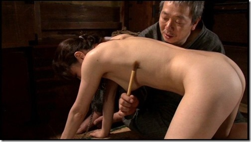 【SM緊縛エロ画像】夫婦生活夫婦の秘めごと昭和のオンナは縄化粧で健気に美しく03