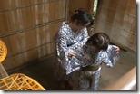 【夫婦生活妻の秘めごとエロ動画】混浴露天風呂は人妻のパラダイス。密通男の優しさも感じられて・・02