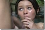 【夫婦生活妻の秘めごとエロ動画】混浴露天風呂は人妻のパラダイス。密通男の優しさも感じられて・・08