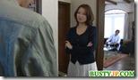 【夫婦生活夫婦の秘めごとエロ動画】クレーマーセレブ人妻、夫の目の前で緊縛され犯される01