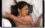 【夫婦生活妻の秘めごとエロ動画】婦人科の検診だからとバイブもチンポの挿入も許してしまう人妻10