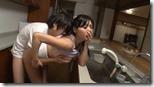 【夫婦生活妻の秘めごと;姫野ゆうり】キッチンで母子相姦。声を殺して中出しファック01