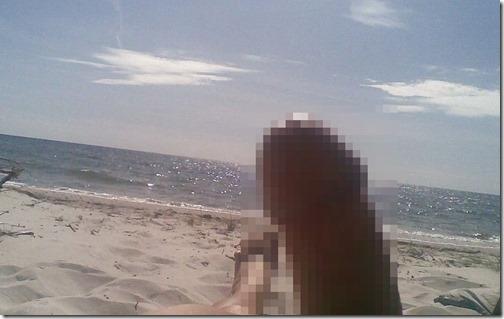 【エロ画像】夫婦生活がなんだってんだ!『ぶら~りチンポ旅』イン・ヌーディストビーチ10