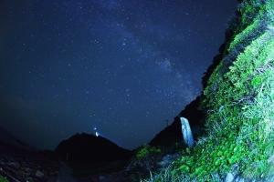 蒲生田の天の川