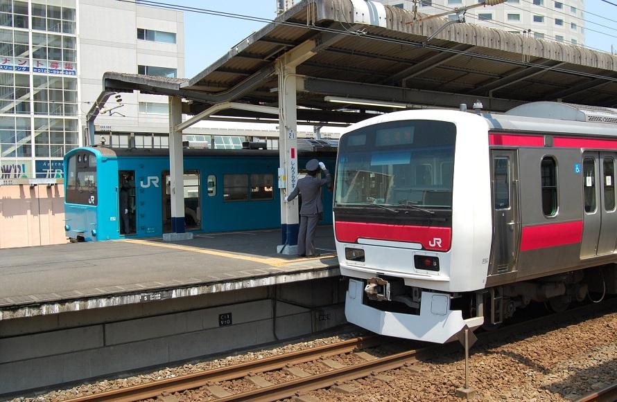 20090509武蔵野京葉線1 157A
