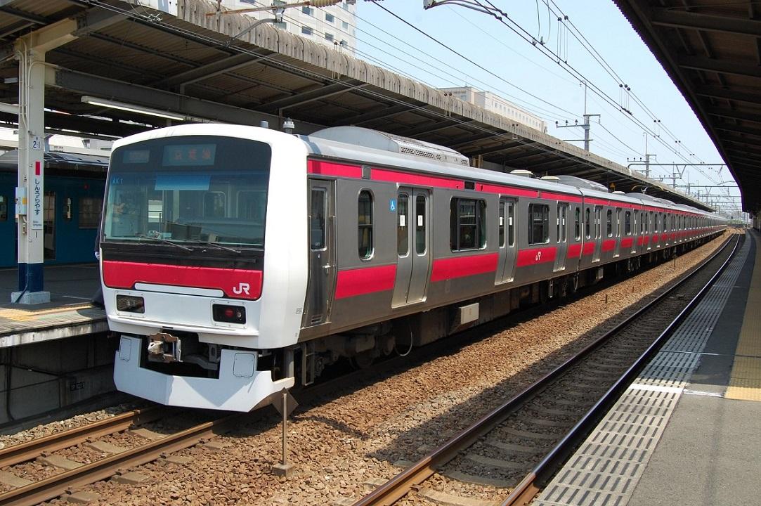 20090509武蔵野京葉線1 158A
