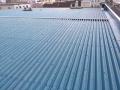 東大阪 折半屋根 遮熱
