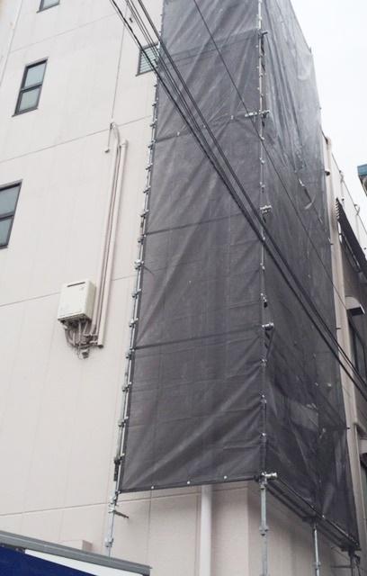 東大阪 外壁改修工事 日装