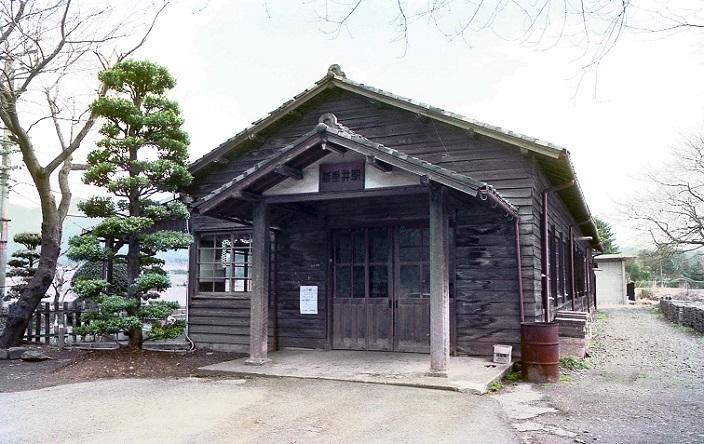 新垂井駅 1986.03 月-2 - コピー