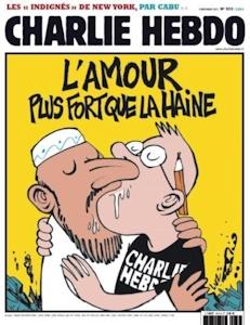 ムハンマドを同性愛者とする風刺画