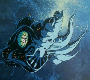 映画版のミュウの宇宙船