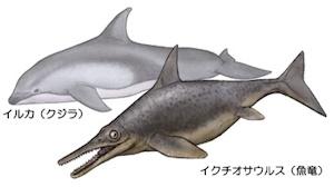 イクチオサウルス