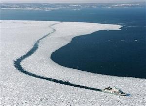 砕氷船オーロラ