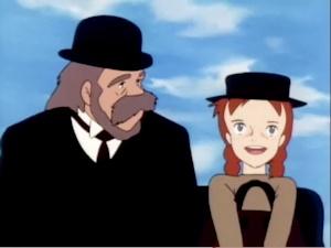 アンとマシュウ