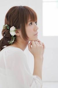 藤田麻衣子の横顔