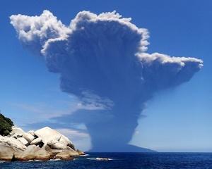 口之永良部島噴火