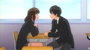 橘さんの後ろの席に座っている田中恵子