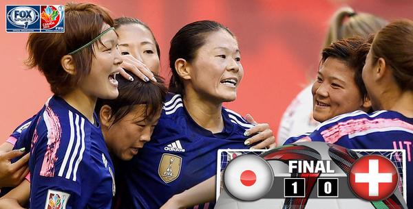 Japan wins hard-fought match against Switzerland
