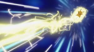 thunderbolt pikachu