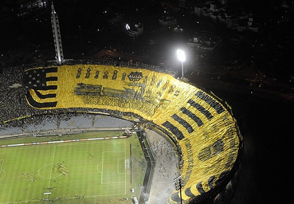 peñarol biggest world flag