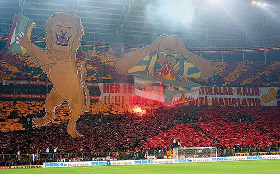 Galatasaray - Fenerbahçe Spor Toto