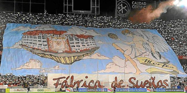 tifo- Sevilla