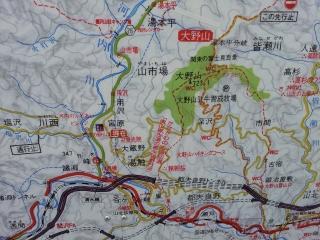 道の駅山北の地図