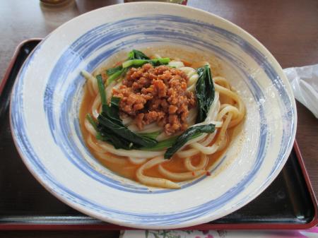 肉味噌坦々麺