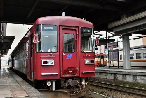 美濃太田駅 ナガラ号