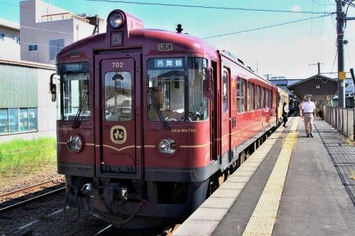 北近畿タンゴ鉄道 あかまつ号
