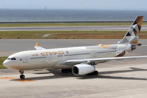 エティハド航空 新塗装 2